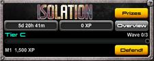 Isolation-EventBox