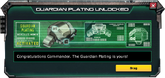 GuardianPlating-UnlockMessage