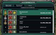 Leaderboard - PvP Battle Loot