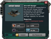 AircraftHangar-Requirements