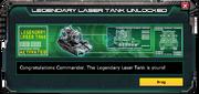 LegendaryLaserTank-UnlockMessage