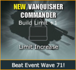 VanquisherCommander(LimitIncrease)-EventShop-IronReign