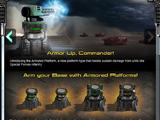 Armored Platform