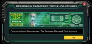 BonesawDiamonTech-UnlockMessage