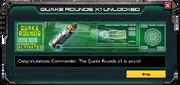 QuakeRounds-UnlockMessage