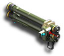 Double Barrel Launcher