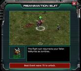 ReanimationSuit-EventShop Description