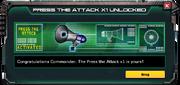 PressTheAttack-UnlockMessage