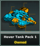 Hover tank pack 11