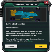 GameUpdate 12-12-2013