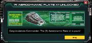 (R)AerodynamicPlate-UnlockMessage