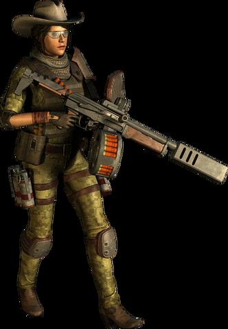Survivor Hero Skipjack War Commander