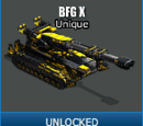 BFG X