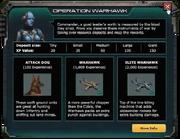 Warhawk-Prizes