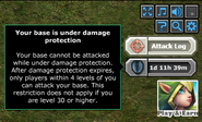Damage protection level 30 and above