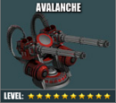 Avalanche Turret