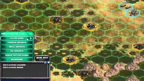 War Commander Recon Satellite