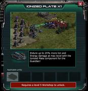 IonizedPlate-GearStoreDescription