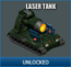 LaserTank-Unlock