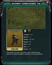 Grenadier-EventDescription