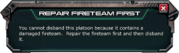 Repair-Fireteam-First-Message