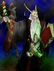 --Warcraft Necromancer--