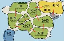 Northern Eastern Kingdoms Level Flow