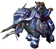 Granathor mount