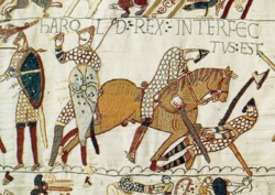 800px-Harold dead bayeux tapestry