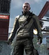 Cole MacGrath's Courier Jacket