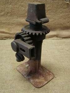 95267246 vintage-iron-auto-car-jack-old-antique-farm-tractor-ebay