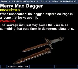 Daggercard