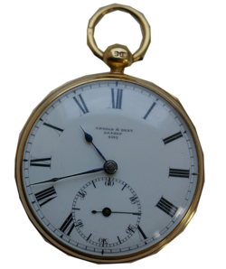 Arnold and Dent Pocket Watch