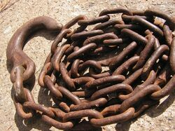 US Army Chains