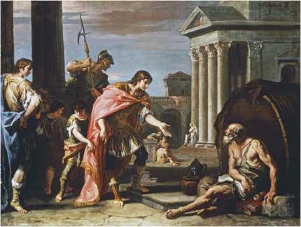 Diogenes Of Sinope S Pithos Warehouse 13 Artifact