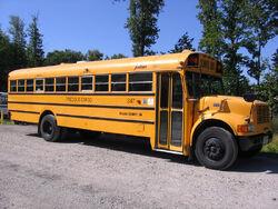 Pct school bus