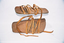 Ancient chinese sandals