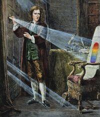 Newton's prism eperiment