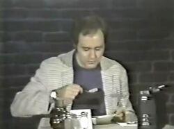 Andy kaufman eating icecream