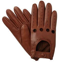 John Dickson Carr's Driving Gloves