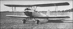 Kamikaze Bi-Plane