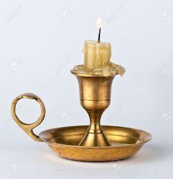Georges de la Tour's Candle