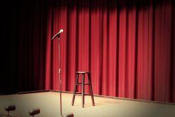 George Carlin's Microphone