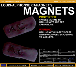 Louis-Alphonse Cahagnet's Magnets1