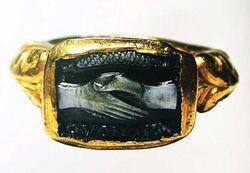 Roman ring harmony