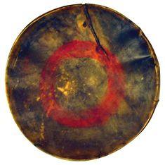 Frame drum shonshone