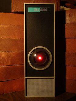 HAL 9000 Prop