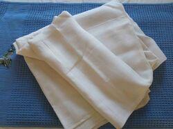 Cunard line table cloth