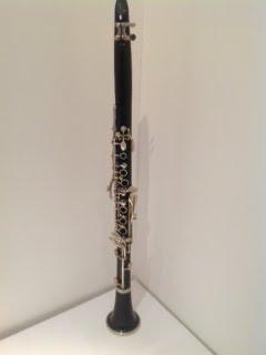 Artie shaw's clarinet photo