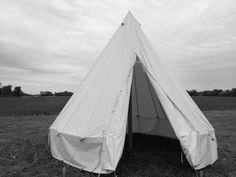 Leendert Hasenbosch's Tent